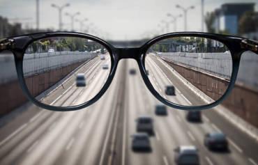 Test de la vue pour le permis de conduire