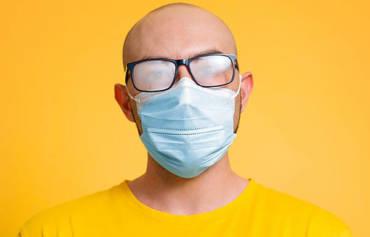 Comment éviter les lunettes embuées avec un masque ?