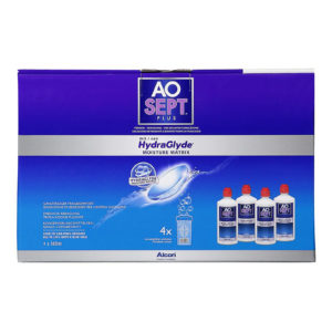 aosept HG 4x360ml