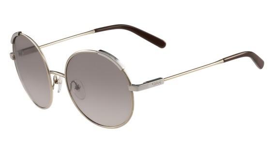 lunettes de soleil Chloé Solaire CE117S 743 Brun