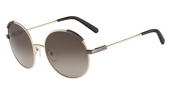 lunettes de soleil Chloé Solaire CE117S 754 Vert