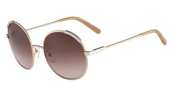 lunettes de soleil Chloé Solaire CE117S 755 Beige