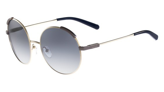 lunettes de soleil Chloé Solaire CE117S 766 Bleu