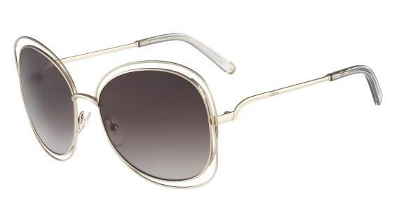 lunettes de soleil ChloéSolaire CE119S Gris
