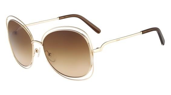 lunettes de soleil ChloéSolaire CE119S Brun