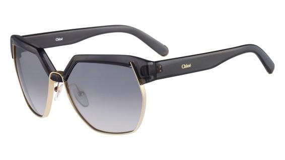 lunettes de soleil Chloé Solaire CE665S 036 Gris