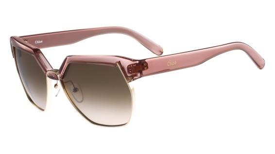 lunettes de soleil Chloé Solaire CE665S 643 Rose