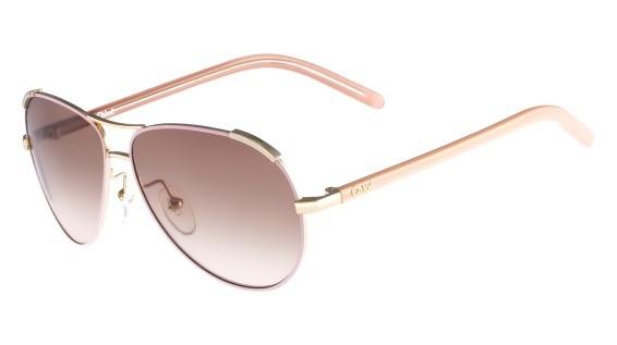 lunettes de soleil Chloé Solaire CE3101S 762 Pêche