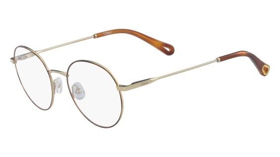 Lunettes de vue Chloé Optique CE2135 757 Ecaille