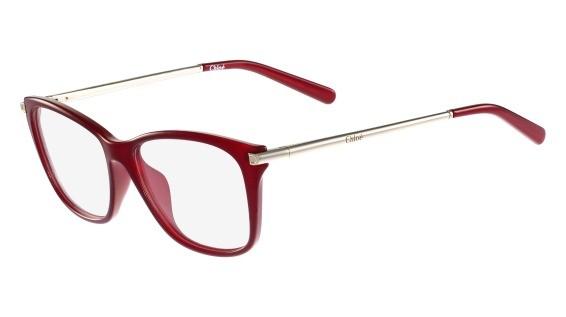 Lunettes de vue Chloé Optique CE2672 603 Rouge