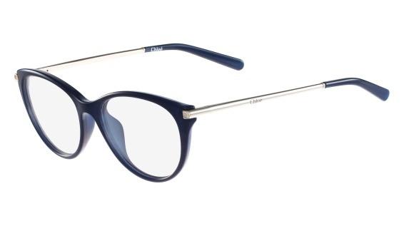 Lunettes de vue Chloé Optique CE2673 424 Bleu