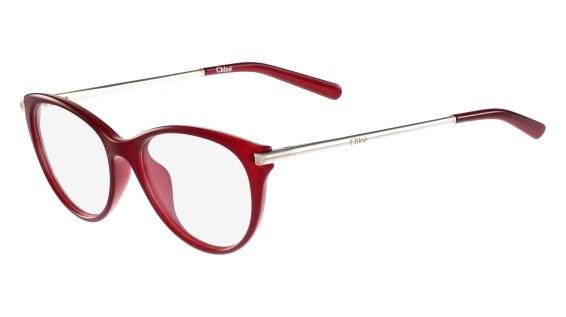 Lunettes de vue Chloé Optique CE2673 603 Rouge