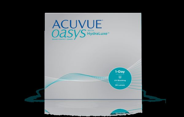 Acuvue Oasys 1-day 90 Lc