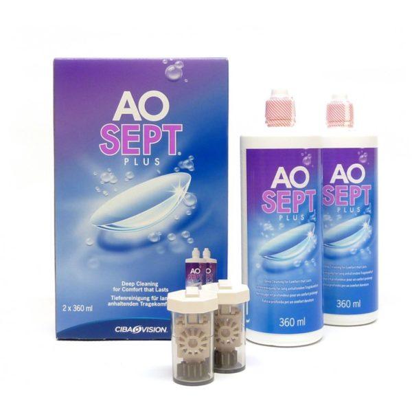 AO Sept Plus 2x360ml
