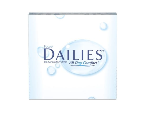 Dailies All Day Comfort 90lc
