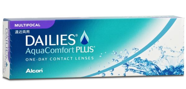 DAILIES AquaComfort Plus Multifocal 30lc
