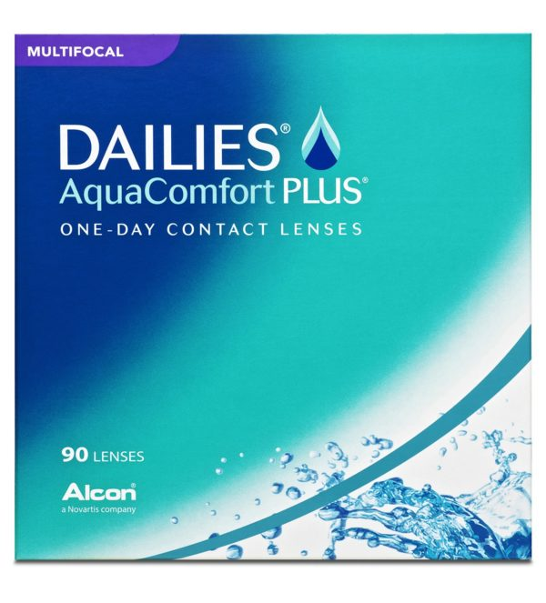 DAILIES AquaComfort Plus Multifocal 90lc