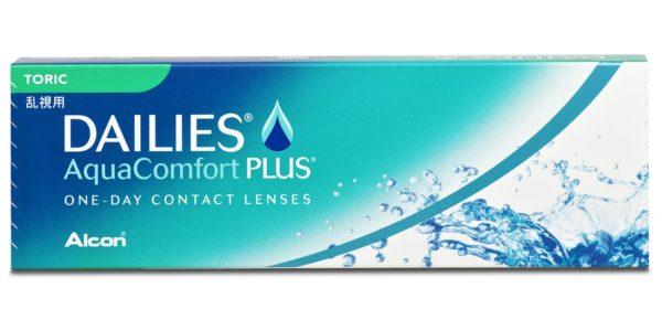 Dailies AquaComfort Plus Toric 30lc