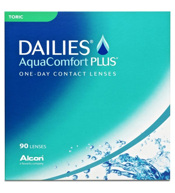 Dailies AquaComfort Plus Toric 90lc