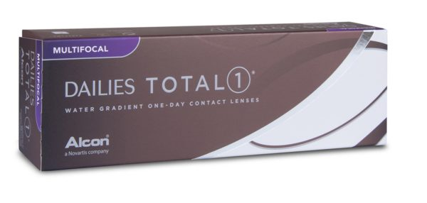 Dailies Total One Multifocal 30lc