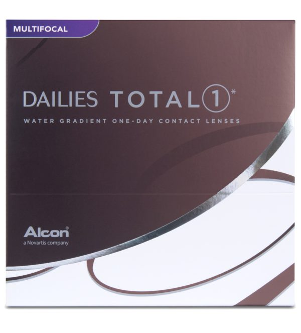 Dailies Total One Multifocal 90lc