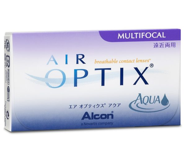 Air Optix Multifocales